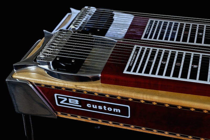 amazing 1970 zb d10 pedal steel guitar owned by tommy white. Black Bedroom Furniture Sets. Home Design Ideas